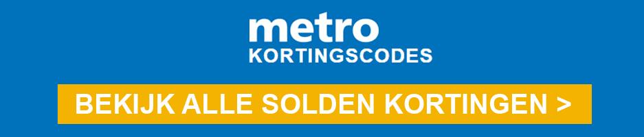 Metrotime Solden kortingscodes
